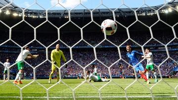 26-06-2016 17:42 Francja dołącza do grona ćwierćfinalistów. Ale przez większość meczu prowadzili Irlandczycy
