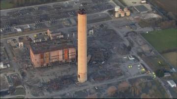 23-02-2016 21:48 Wypadek w nieczynnej elektrowni w Wielkiej Brytanii. Są ofiary