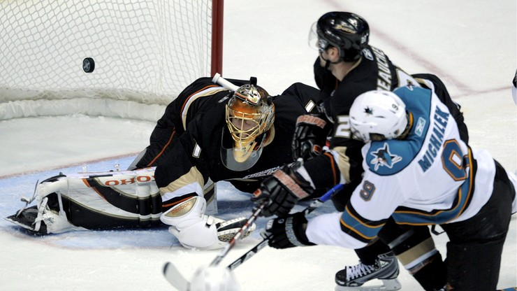 NHL: Wyrównana walka w finale Zachodu
