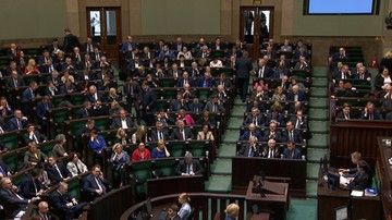 Kuchciński: grupy parlamentów UE powinny mieć prawo zgłaszania projektów i prawo weta