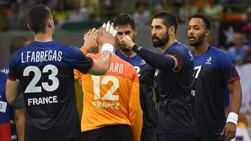 2017-01-13 MŚ 2017: Wysokie zwycięstwo Francuzów w meczu z Japonią