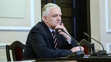 """15-12-2016 14:20 """"Egzaminu nie zdała prokuratura"""". Gowin przed komisją śledczą ws. Amber Gold"""