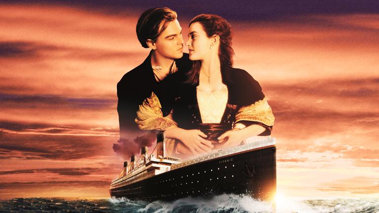 Titanic, cz. 1