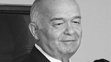 02-09-2016 10:35 Nie żyje prezydent Uzbekistanu. Rządził nieprzerwanie 27 lat