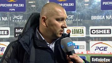 2017-11-29 Lewandowski o powrocie do Polski: Praca trenera zawsze mnie pociągała