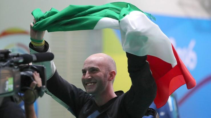 Rio 2016: Dwa złote medale Camprianiego