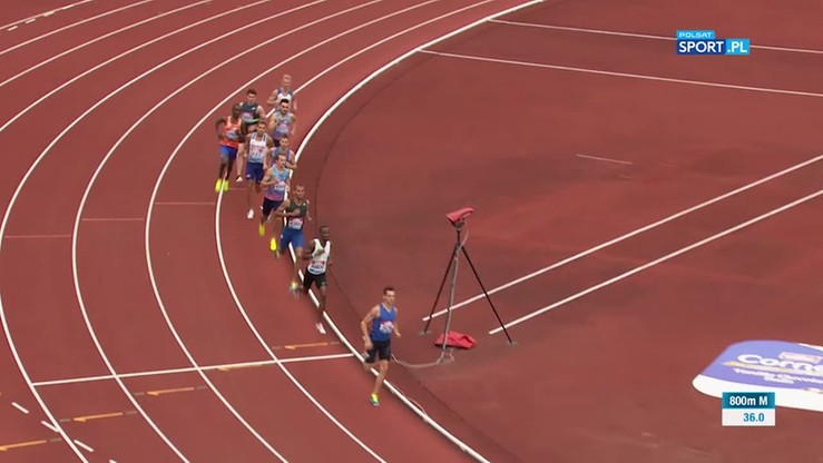 Diamentowa Liga: Podwójne podium Polaków na 800 metrów!