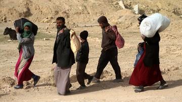 14-03-2017 13:06 1200 osób przetrzymywanych w nieludzkich warunkach. Human Rights Watch alarmuje o sytuacji w Mosulu