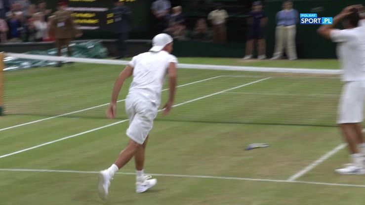 Kankan Kubota po wygraniu Wimbledonu