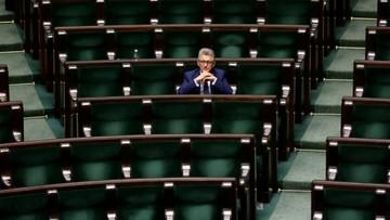 30-11-2016 06:26 Debata po pierwszej w nocy. Sejm o poprawkach Senatu do ustawy o sędziach TK