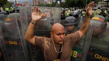 12-05-2016 05:19 Wenezuela: opozycja domaga się referendum w sprawie odwołania prezydenta