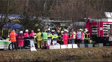 29-03-2016 17:53 Katastrofa kolejowa w Bawarii. Dyspozytor winny śmierci 11 osób