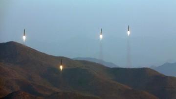 RB ONZ potępiła próby rakietowe Korei Północnej