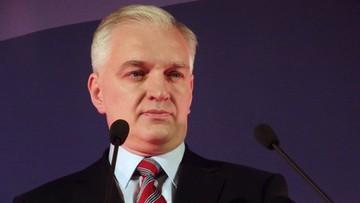 03-02-2016 12:00 Gowin: uczelnia o. Rydzyka będzie traktowana tak samo, jak inne uczelnie