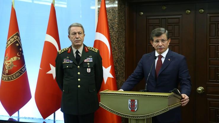 Turcy bombardują pozycje Kurdów w Aleppo