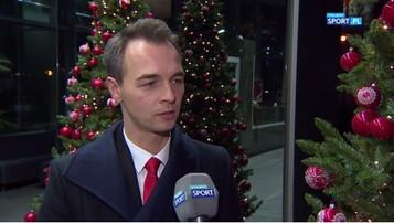 2016-12-22 Mielewski: Liczymy, że De Giorgi powtórzy sukcesy Castellaniego z naszą reprezentacją