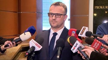 19-04-2017 21:19 Prokuratura: nie było zastrzeżeń do przesłuchania Tuska