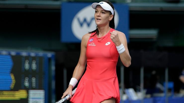 WTA w Tokio: Radwańska wygrała finał z Bencic!