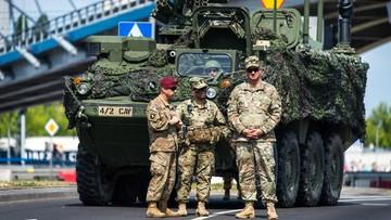 11-06-2016 13:33 Armia uczy się obrony kraju. Wojsko wyszło z poligonów