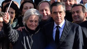 Zarzuty dla żony Fillona w sprawie fikcyjnego zatrudnienia