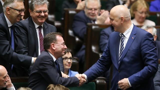 Sejm wybrał wicemarszałków