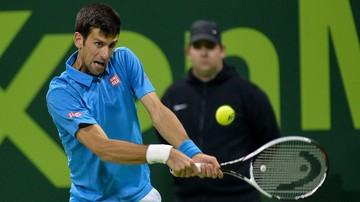 2017-01-06 ATP w Dausze: Murray z Djokovicem w finale