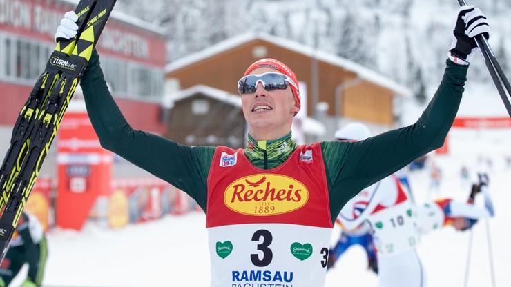 PŚ w kombinacji norweskiej: Frenzel najlepszy w Ramsau