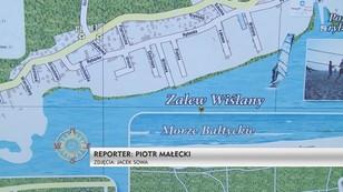 Mieszkańcy Krynicy Morskiej będą protestować w Warszawie przeciwko planom przekopu przez Mierzeję Wiślaną