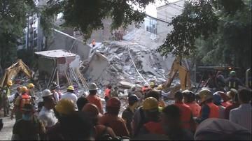 20-09-2017 20:38 UE oferuje pomoc Meksykowi w związku z trzęsieniem ziemi. Zginęło co najmniej 220 osób