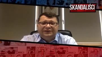 """21-01-2017 19:30 Stonoga o tym, od kogo dostał akta afery podsłuchowej. Program """"Skandaliści"""" w Polsat News, sobota, godz. 20"""