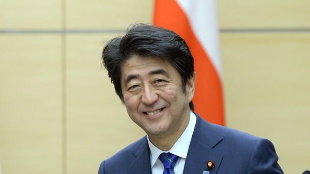 JaponiaŁ Premier Shinzo Abe spotka się z Donaldem Trumpem 17 listopada