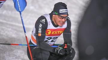 2017-01-14 PŚ w biegach: Staręga odpadł w półfinale sprintu