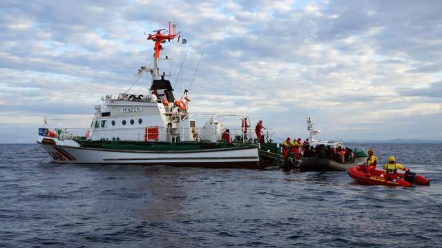 Od początku roku na Morzu Śródziemnym zginęło prawie 3 tys. migrantów