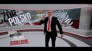 Dobry wieczór Polsko, nowy program w Polsat news. Piątek, godz. 20:00