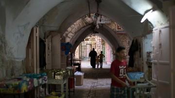 07-07-2017 12:40 Stare Miasto w Hebronie wpisane na listę Światowego Dziedzictwa UNESCO jako miejsce w zagrożeniu