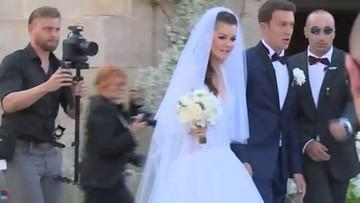 22-07-2017 17:43 Agnieszka Radwańska wyszła za mąż za Dawida Celta. Ślub odbył się w sobotę w Krakowie