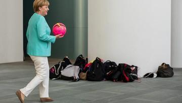 02-09-2016 05:45 Poparcie dla Merkel najniższe od 5 lat. Zyskują antyislamiści