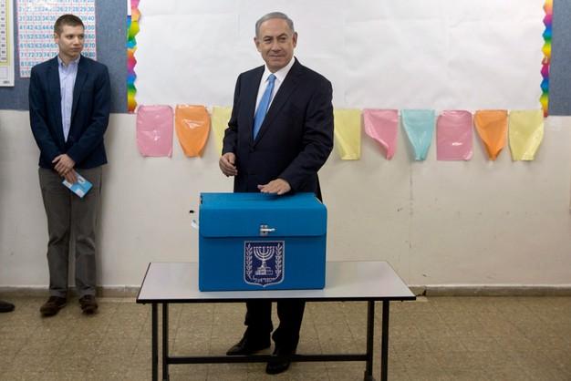 Izrael - dziś wybory parlamentarne