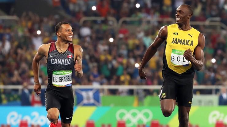 Rio 2016: Bolt awansował do finału... z uśmiechem na ustach (WIDEO)