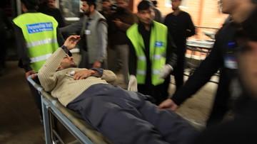 16-03-2016 07:23 Pakistan: wybuch w autobusie, nie żyje co najmniej 16 urzędników