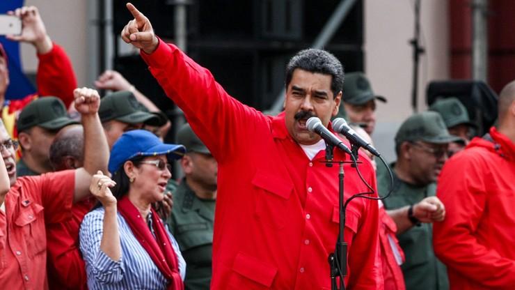 Maduro: opozycja w Wenezueli próbuje dokonać parlamentarnego zamachu stanu