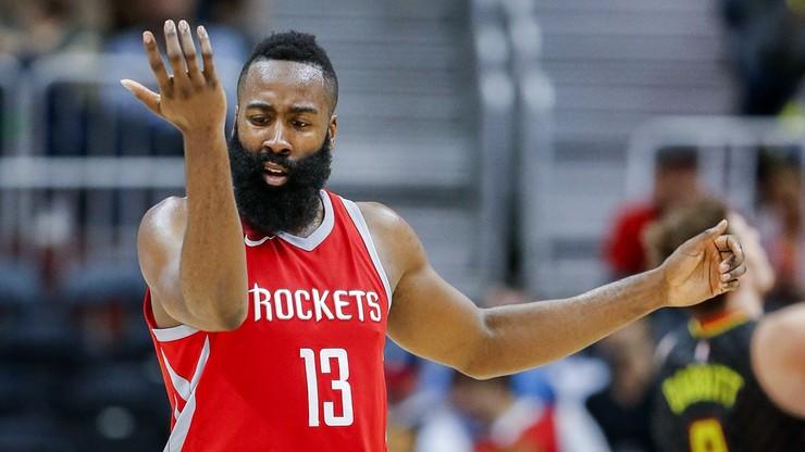 NBA: Houston Rockets przerwali serię porażek