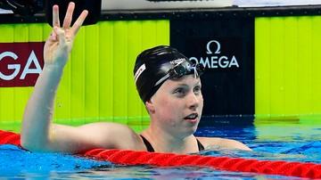 2017-07-30 MŚ w pływaniu: Rekord świata Lilly King na 50 m stylem klasycznym
