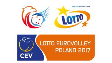 2017-08-02 Lotto partnerem tytularnym siatkarskich mistrzostw Europy