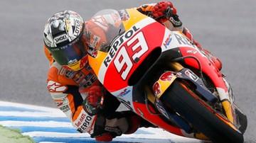 2015-10-17 MotoGP: Marquez dominuje w Australii, Rossi daleko