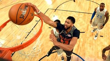 2017-02-20 NBA: Rekordowy wynik w Meczu Gwiazd