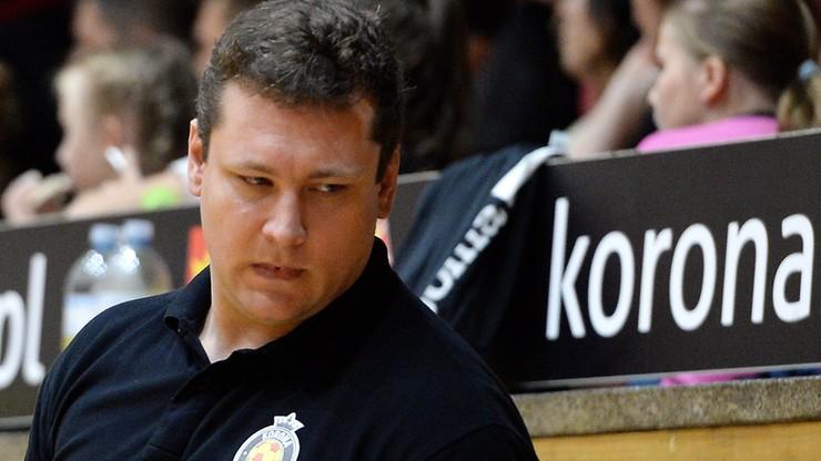 Trener Korony Kielce: Zdobyte doświadczenie będzie procentować