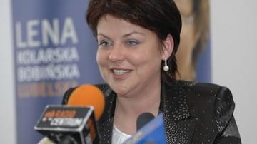 2016-12-10 Andżelika Borys ponownie została prezesem Związku Polaków na Białorusi
