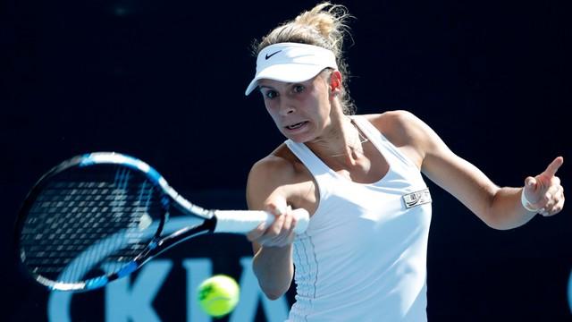 Australia Open: Linette odpadła w pierwszej rundzie