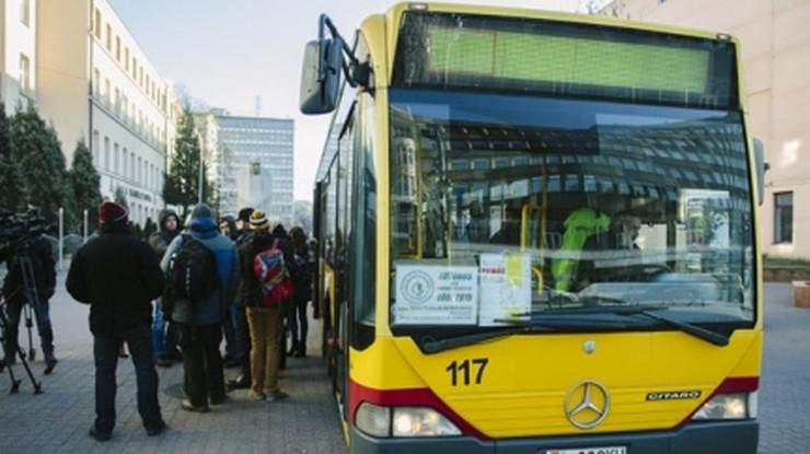 Autobus dla bezdomnych wyjedzie na ulice Łodzi